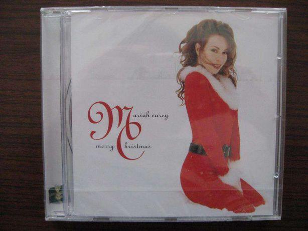 MARIAH CAREY Merry Christmas [CD] Nowa.Folia.NAJTANIEJ!
