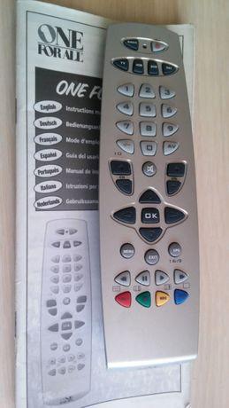 Pilot uniwersalny TV,VCR,DVD,SAT GRATIS wysyłka