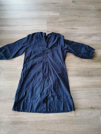 Koszula granatowa /ciążowa