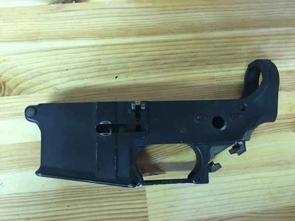 Airsoft lower ptw inpecavel