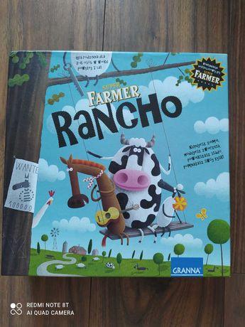 Gra planszowa Farmer Rancho