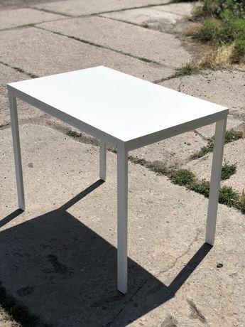 Стол обеденный белый  1000*650*750 Бесплатная доставка!
