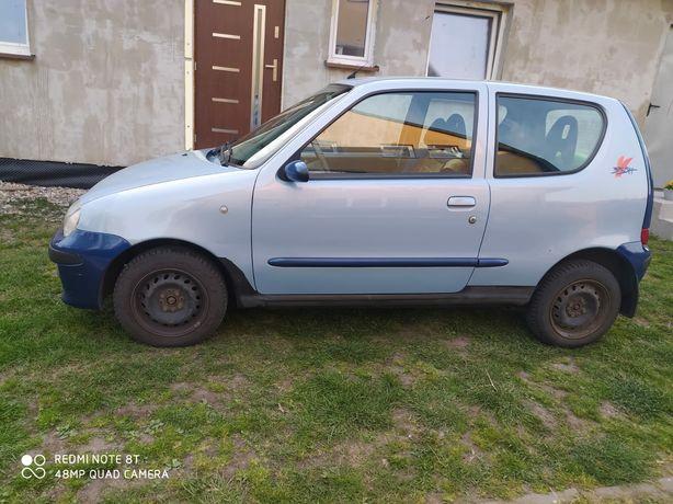 Fiat Seicento 1.1 2002 l