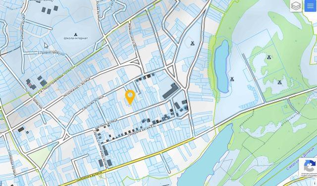 Продается земельный участок со строением в центре Святогорска