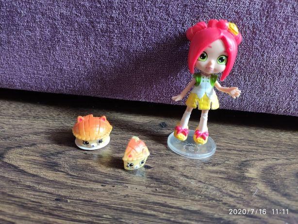Девочка кукла Шопкинс Shopkins с тортом
