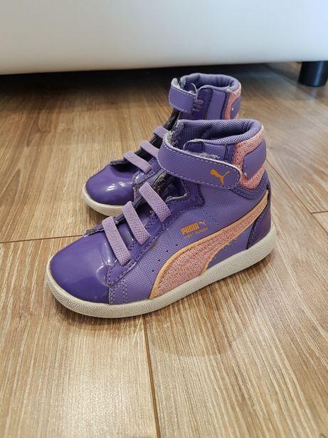 Buty Puma dla dziewczynki rozmiar 25