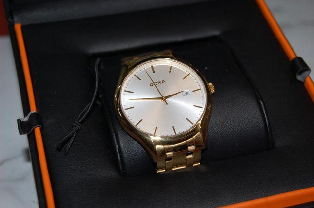 Doxa 215.30.021.11 - zegarek męski Challenge Szafirowe szkiełko