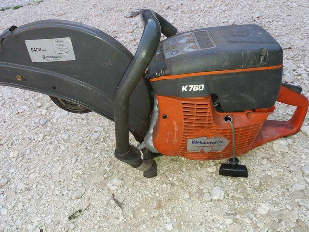 piła do betonu HUSQVARNA K760