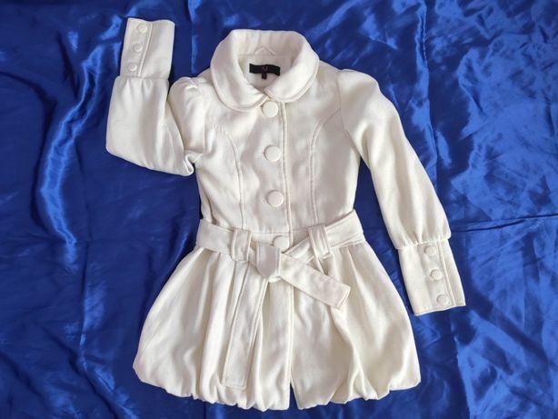 Пальто детское лёгкое на девочку рост 152 см 8-9-10лет