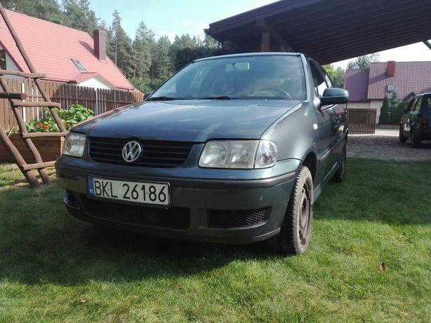 VW Polo 1.4 2000 cała na części