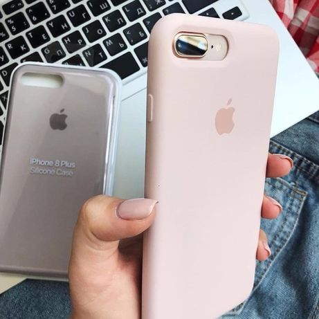 Чехол Silicone Case iPhone 6/6s7/7Plus/8/XS/XR/10 Apple на Айфон Силик