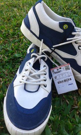 """Vendo Ténis/sapatilhas de Menino Tam.37 da """"Zara"""" - Oferta portes"""