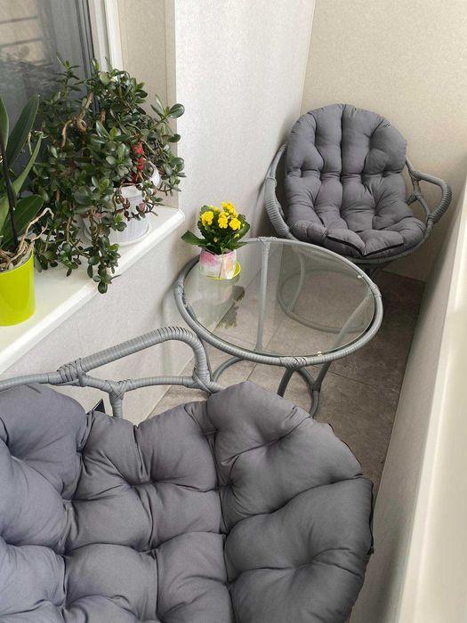 Комплект HAVANA, садовая мебель, мебель из ротанга, кресло на балкон Мариуполь - изображение 1