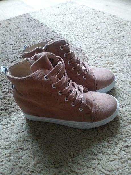 Buty dla dziewczynki r. 34