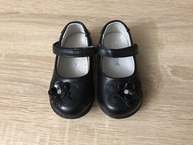 Кожаные туфельки 21размер