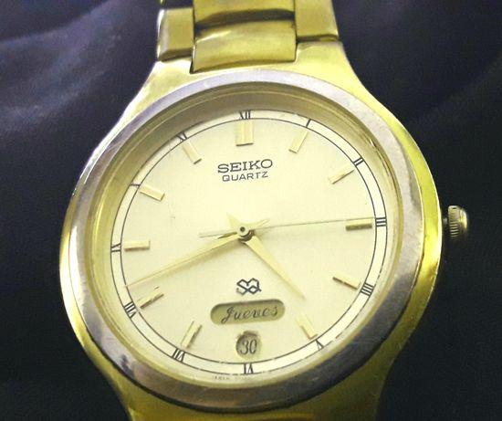 Seiko SQ ,raro com caixa original ,aproveita