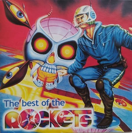 "CD ""Rockets-The best of the"""
