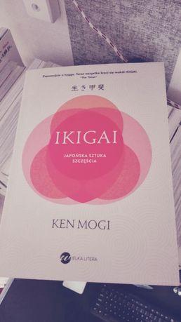 Ikigai japońska sztuka szczęścia Ken Mogi lifestyle hygge Japan