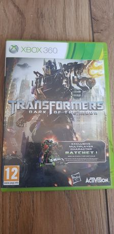 Transformers Dark of The Moon na Xbox 360