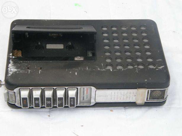 Gravador de cassetes Philips