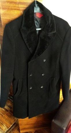 Пальто мужское хорошее состояние