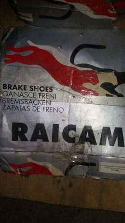 Колодки тормозные задние, барабанные  Ford 2507 Raicam