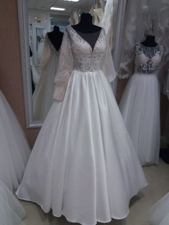 Весільна сукня від   Victoria Simak