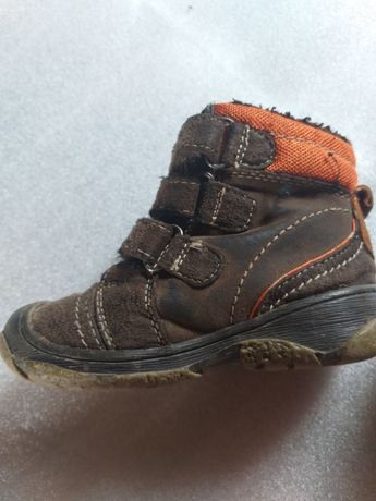 Ботинки зима 23 размер