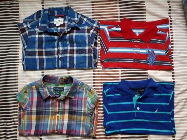 Polo, koszula Nautica, Ralph Lauren, The Children's Place 5 lat