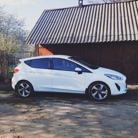 Ford Fiesta mk8 2017