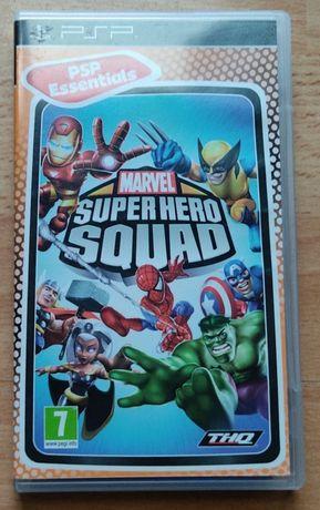 PlayStation Portable! Marvel Super Hero Squad! PSP - Polecam