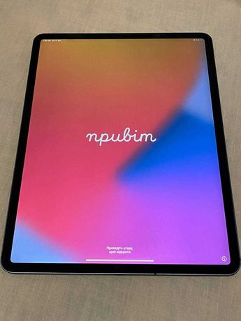 iPad Pro 12,9 LTE 64 gb cellular 2018 года
