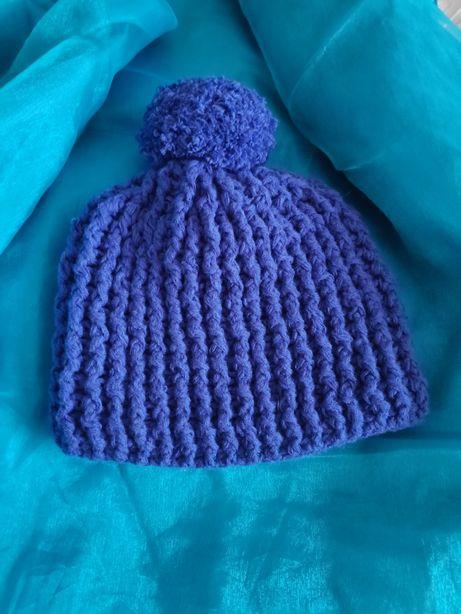 Czapeczka dziecięca, ręczna robota, handmade, czapka