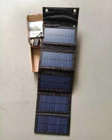 Solar сонячна батарея 25 w для подорожей зарядний пристрій