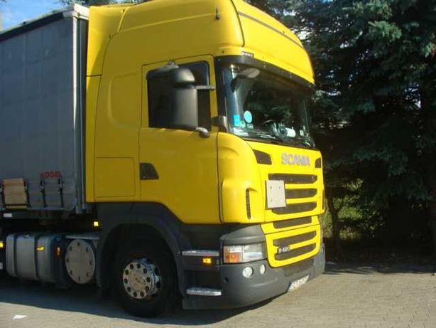 Ciężarowy do zabudowy BDF
