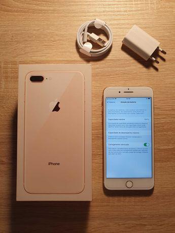 iPhone 8 Plus Branco/Rosa 64 GB