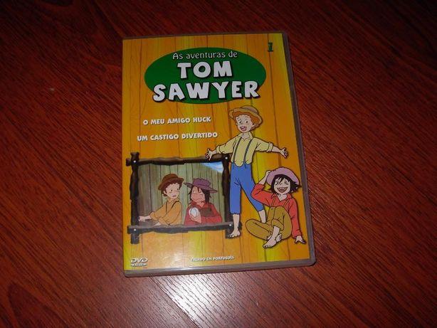 DVD As aventuras de TOM SAYER 1