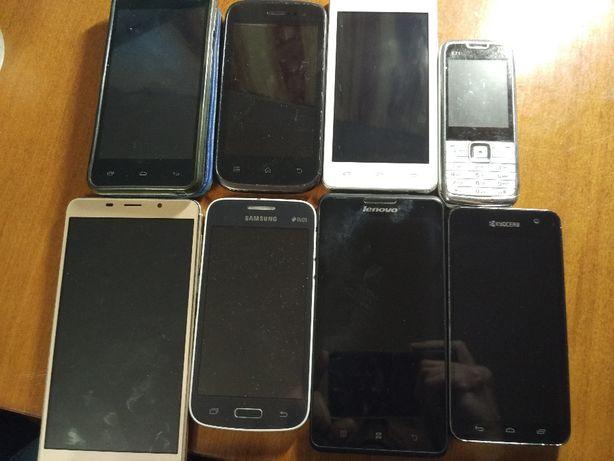 Fly IQ442, IQ4416, Leagoo M8,  Samsung, Kyocera Hydro