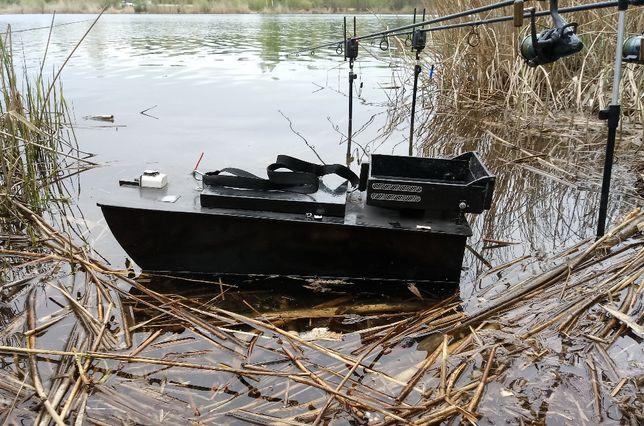 łódka zanętowa