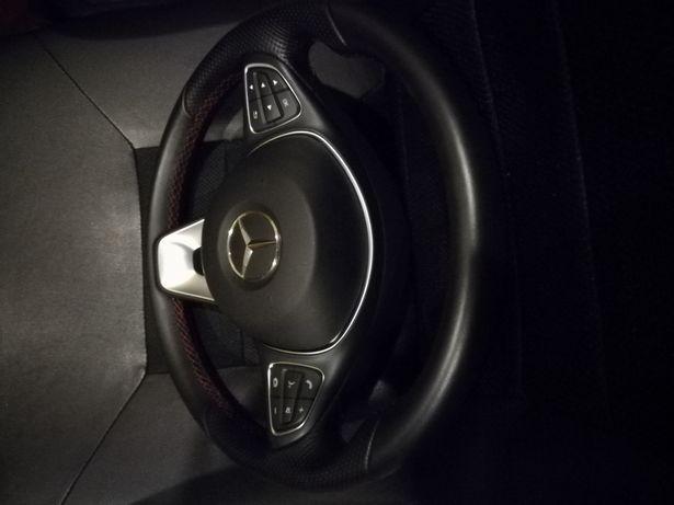 Volante Mercedes com airbag