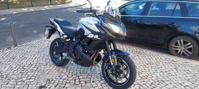 Kawasaki Versys 650 De Agosto 2021 Apenas 5Mil km