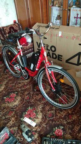 Электровелосипед женский 500w