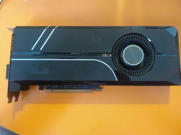 Відеокарта Asus GeForce Turbo GTX 1070 8GB GDDR5