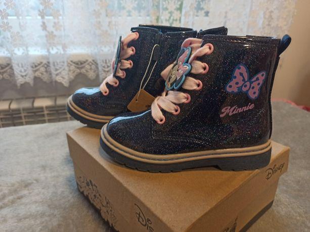nowe buty Disney