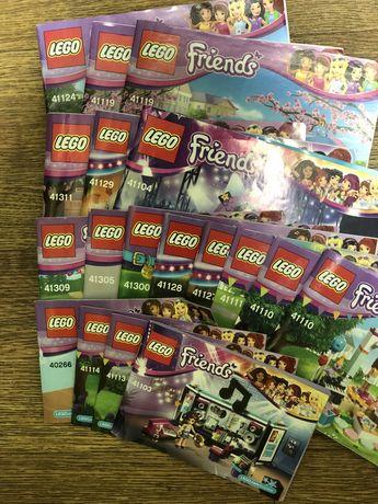 Lego friends лего френдс 18наборов 3.200кг для девочек опт оригинал18