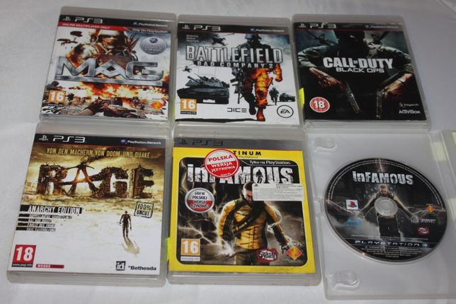 Gry na konsolę PS3 Battlefield Bad Company 2 ,Mag, Rage Anarchy Editio