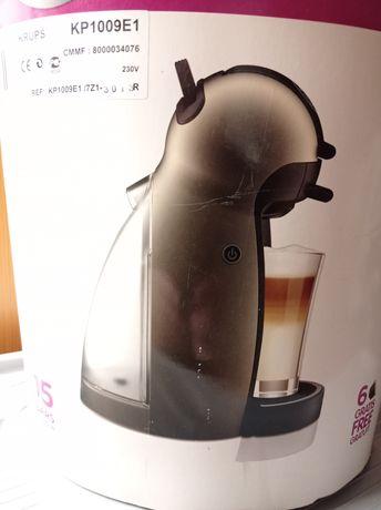 Krups ekspres do kawy na kapsułki.