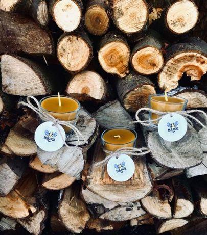 Świece z wosku pszczelego, PREZENT NA DZIEŃ KOBIET