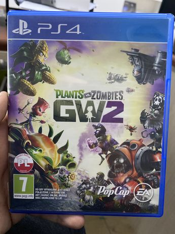 Plants vs Zombies GW2 PS4