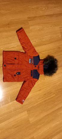 Kurtka C&A dla chłopca jesień/zima, rozmiar 110